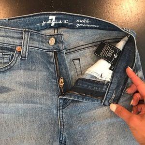 7 For All Mankind Jeans - 7 for all mankind jeans ❗️❗️❗️